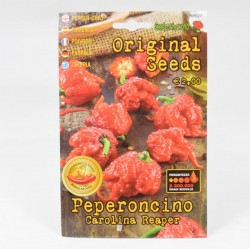 Carolina Reaper Chilli Seeds