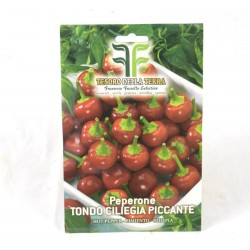 Calabrian Round Pepper Seeds