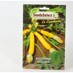 Golden Zucchina Seeds