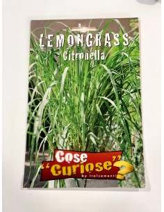 Lemongrass Seeds