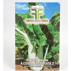 White Chard from Bari Seeds