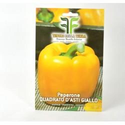 Semi Peperone Quadrato D'Asti