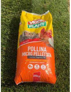 Pollina micro pellettata KG.25