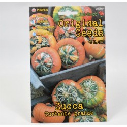 Mini Turban Pumpkin Seeds