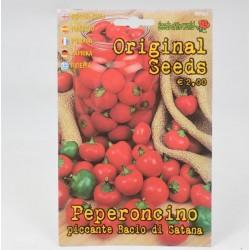 Chili Kiss Of Satan Seeds