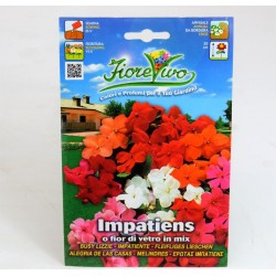Impatiens Or Glass Flowers...
